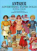 Antique Advertising Paper Dolls