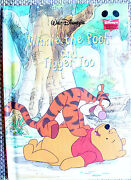Winnie The Pooh and Tigger Too Book