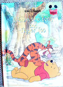 Winnie the Pooh and Tigger Too Disney's Wonderful World of Reading