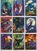 1994 Marvel Masterpieces Set