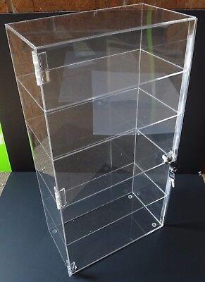 Acrylic Counter Top Display Case 12.5