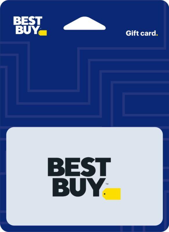 BEST BUY giftcard $150