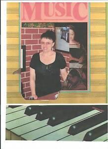 PIANO TEACHER......KEYBOARD..ACCORDION..PIANO..  LESSONS Seaton Charles Sturt Area Preview