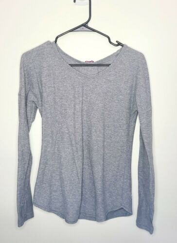 Ivivva grey long sleeve top