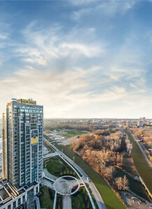 Huge Two Bedroom Plus Den with a Stunning View of Waterloo Park