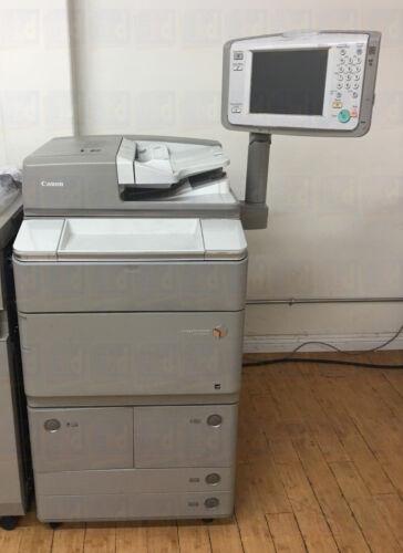 Canon Imagerunner Advance 8095 Mono Laser Printer Copier Scanner Mfp 95ppm 8085