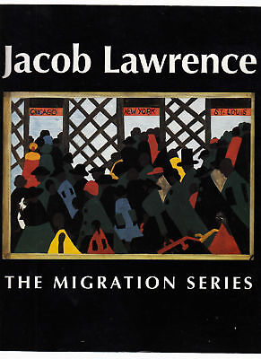 North americans fish club trainers4me jacob lawrence the migration series 1993 1st great afro american art exhibit fn fandeluxe Image collections