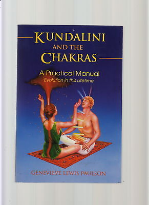 Kundalini   The Chakras Paulson 1St 3Rd 1992 Sexual Spiritual Consciousness Fn