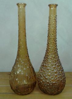 Vintage Genie Bottles