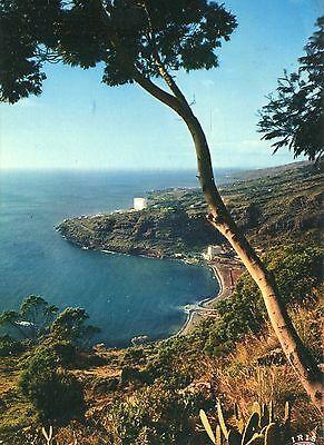 Alte Postkarte - Machico (Madeira)