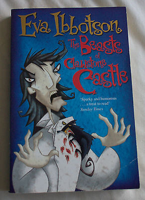 The Beasts of Clawstone Castle by Eva Ibbotson (Paperback, 2006)