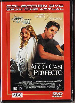 ALGO CASI PERFECTO de John Schlesinger con Madonna. Edición diario ABC.