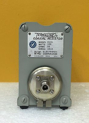 Bird Electronics Termaline 8135, Mod (75Ω), Coaxial Resistor/Termination, Tested