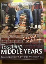 Teaching Middle Years Rochedale South Brisbane South East Preview