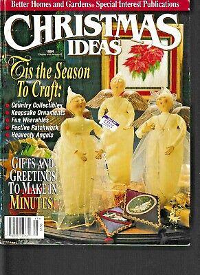 CHRISTMAS IDEAS Better Homes & Gardens,Angels,Santas,