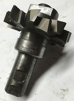 Weldon Tool Co 1 14 Rh W U.t.d. Cutter 4x7-8 H.s.s. G