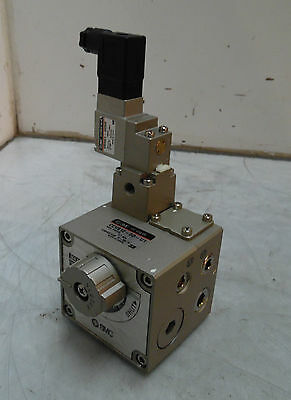 NEW OLD STOCK SMC  Valve Unit, # CCVS12-5D-U1, V0301-005D, NNB, WARRANTY