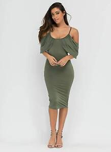 Draped sleeve Dress small Cannington Canning Area Preview