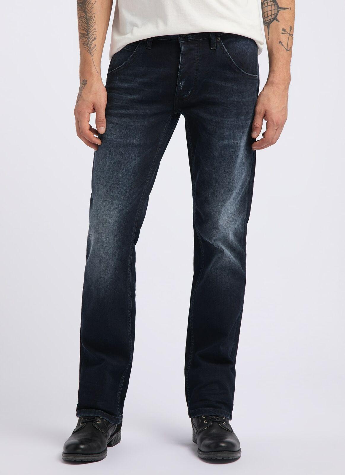 Mustang Michigan Straight Herren Jeans / dark used / Regular Fit