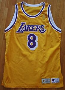 Kobe Bryant Jersey Rookie Year No.8