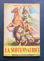 Libri Ragazzi - La Scotennatrice - Emilio Salgari - Ed. Carroccio - 1947 -  - ebay.it