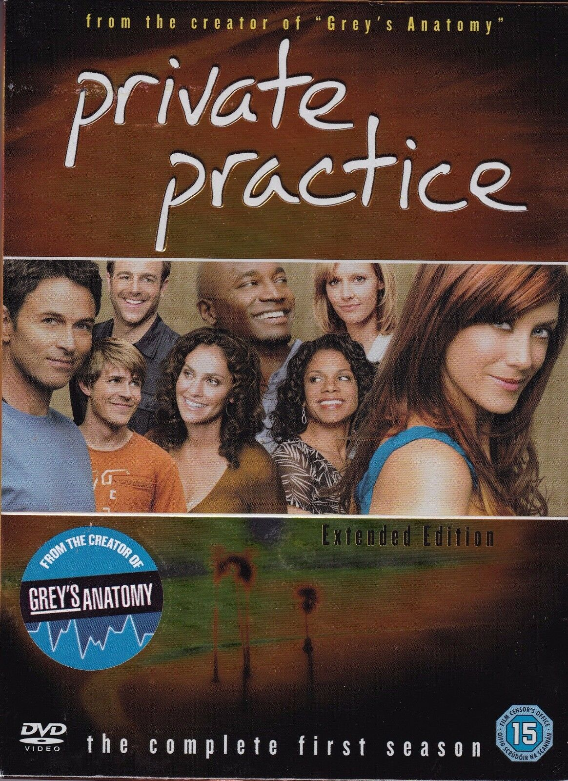 Private Practice From The Creator Of Greys Anatomy - Season One - Abcs Drama Dvd