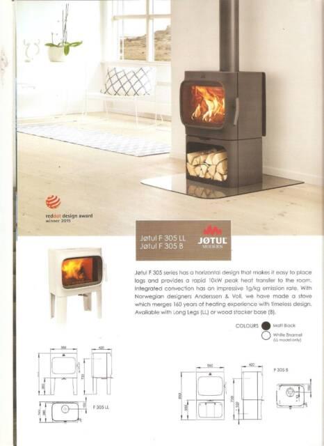 Jotul Wood Heater F 305 | Other Appliances | Gumtree Australia