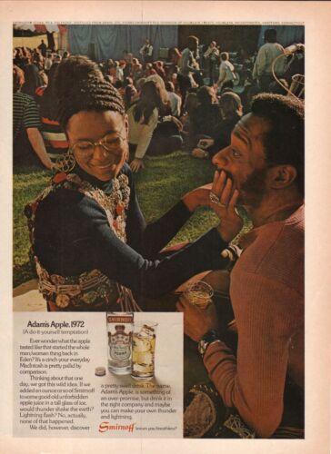 Smirnoff Vodka Adam