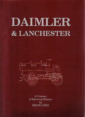 Daimler + Lanchester Century of Motoring History inc. BSA Jaguar & Commercials