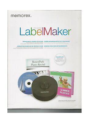 Memorex CD/DVD Labelmaker Kit