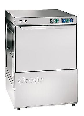 Bartscher Gläserspülmaschine Spülmaschine Deltamat TF 401 Spüler 110605