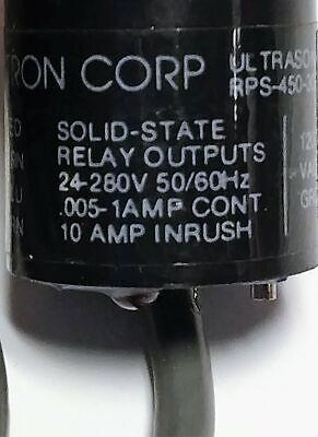 Migatron RPS-450-30 Ultrasonic Proximity Sensor
