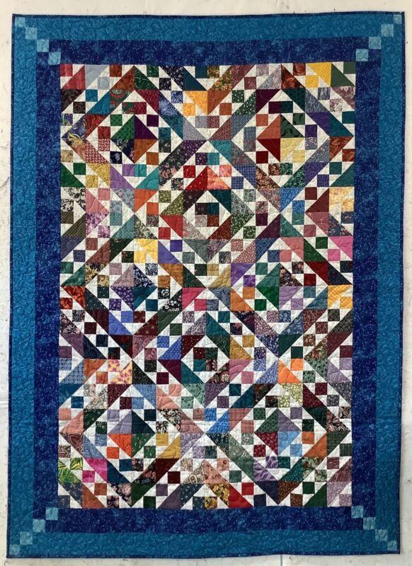 Lap Quilt Handmade New
