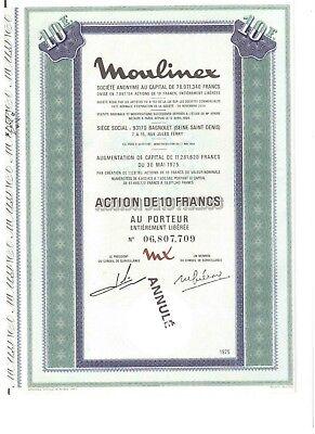 Moulinex  1975