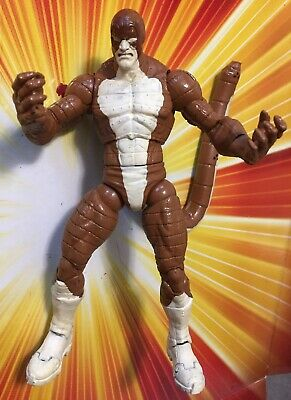 Marvel Legends CUSTOM RATTLER - Captain Hydra Spider Man Vulture Cobra Scorpion