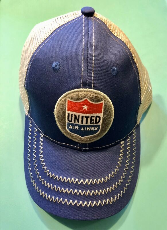 UNITED AIRLINES OLD LOGO HAT— LAST ONE