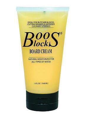 - John Boos Block BWCB Butcher Block Board Cream, 5 ounce Tube