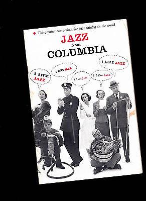 Jazz from Columbia (Comprehensive 1950s Catalog) Gene Krupa Benny Goodman