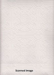 Paintable wallpaper textured small tile paintable sidewall for Paintable wallpaper home hardware