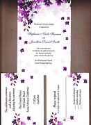 50 Personalized Wedding Invitations