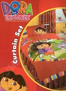 Dora The Explorer Curtains