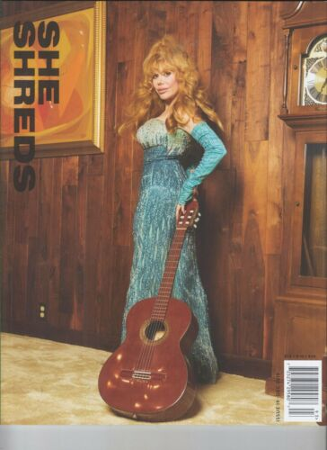 CHARO SHE SHREDS MAGAZINE ISSUE #19 DECEMBER 2019 TEGAN & SARA