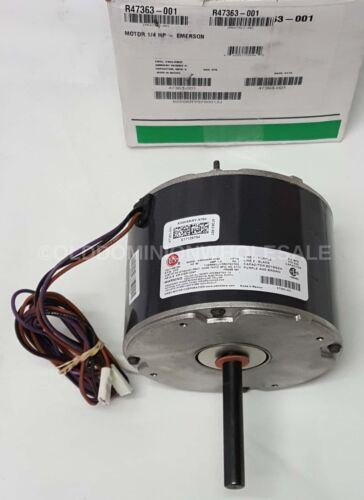 NEW US Motors Emerson R47363-001 Condenser Fan Motor 1/4 HP 1075 RPM PH1