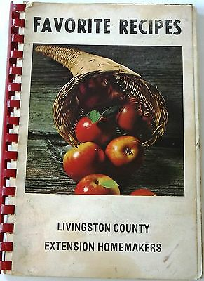 Livingston Extension ( Livingston County, MI Extension Homemakers Community Fundraiser Cookbook)