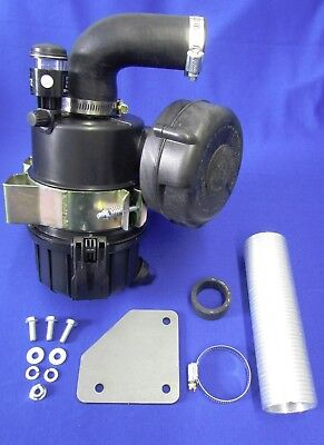 New Fits Lincoln Sa 200 Air Filter Cleaner 4 Stage Upgrade Kit W Heat Flex Hose