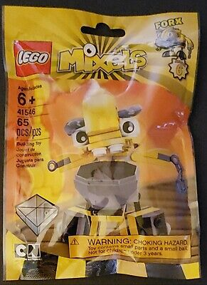 LEGO Mixels Series 6 FORX  41546 (65 Pieces) NEW SEALED
