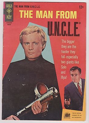 Man From Uncle  11  Very Fine Condition