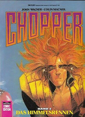 Chopper ** Band 2 ** Das Himmelsrennen / Bastei Comic Edition ()
