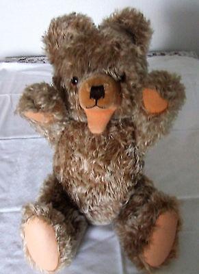 Teddy Hermann 1965-68/50 cm (Sammler)/Teddy Bear Hermann rare height 19,5 Inch