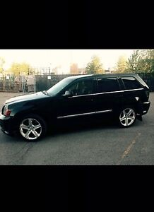 2008 supercharged Jeep Grand Cherokee srt8
